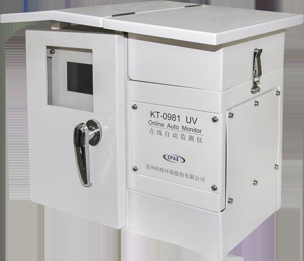 KT-0981型 紫外光谱法COD在线自动监测仪 (UV)
